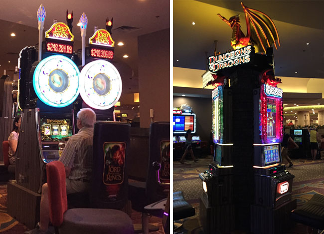 Dungeons and dragons slot machine locations how to make money in vegas roulette