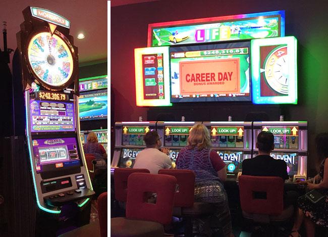strategies on playing slots in vegas
